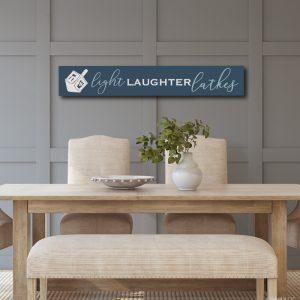 1054 Light Laughter Latkes